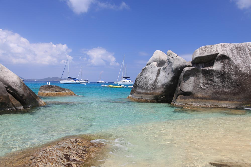 Exploring the BVI's With Island Trader Vacations Reviews