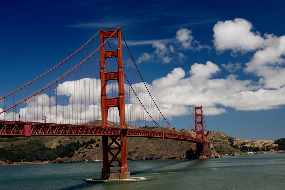 Island Trader Vacations Reviews The Golden Gate Bridge