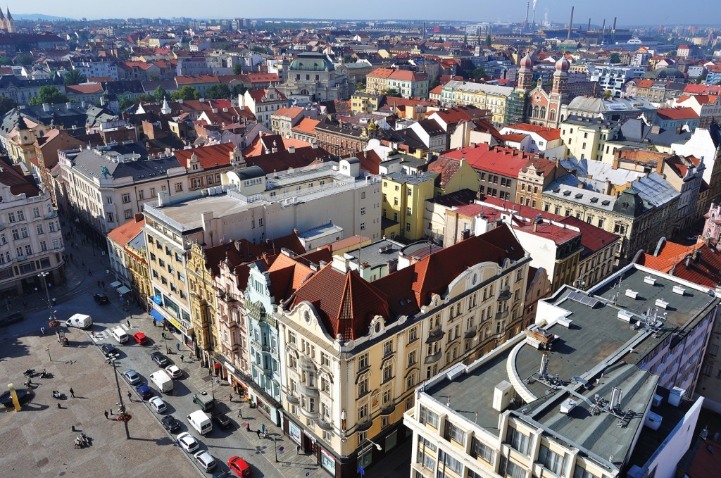 Where is Pilsen and Why is it the European Capital of Culture in 2015?