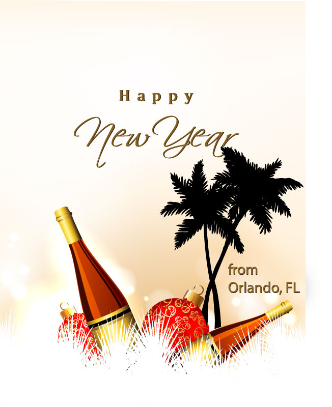 Celebrate the New Year in Orlando – A Top Destination