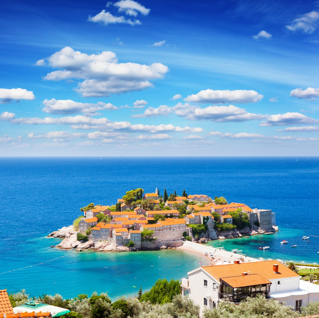 Island Trader Vacations Reviews Budva A Top Montenegro Destination